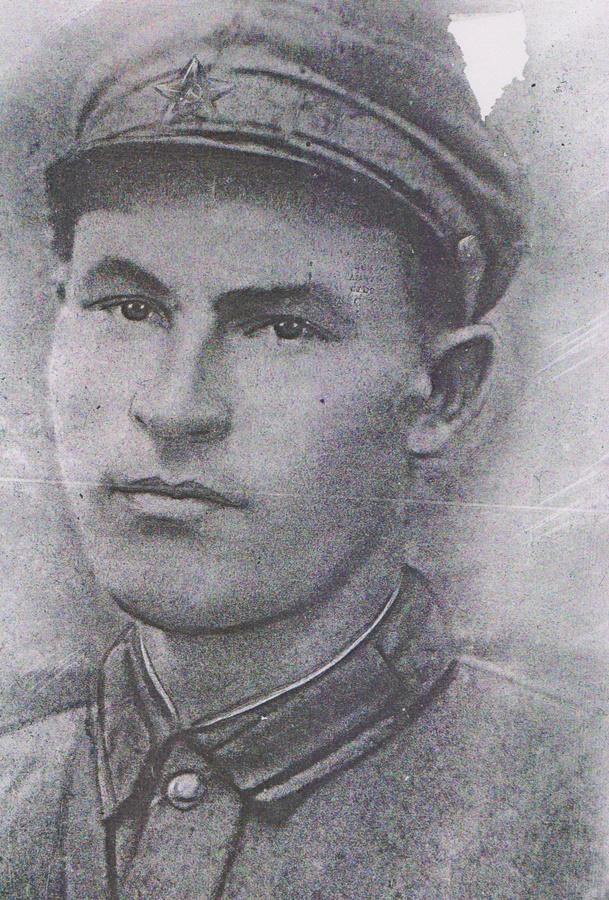 Гвардии сержант Дмитрий Авдеев погиб на Курской дуге