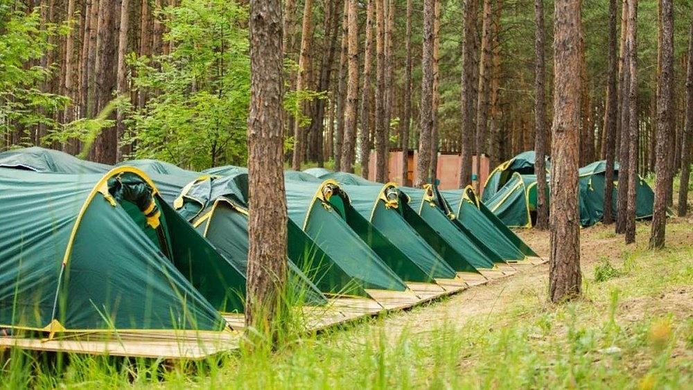 Раздел о детских палаточных лагерях появился в «Правилах противопожарного режима РФ»