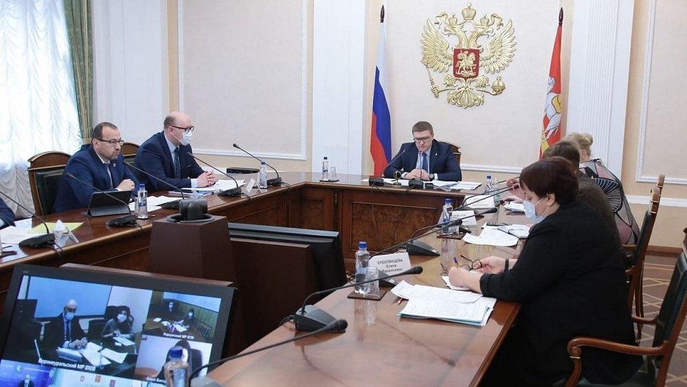Челябинскому губернатору пожаловались на дороги, нехватку автобусов и отсутствие интернета