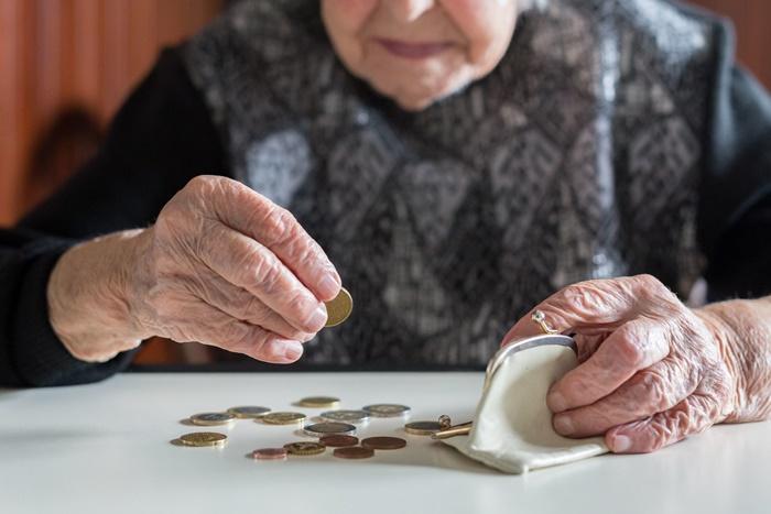«Позаботилась» о бабушке