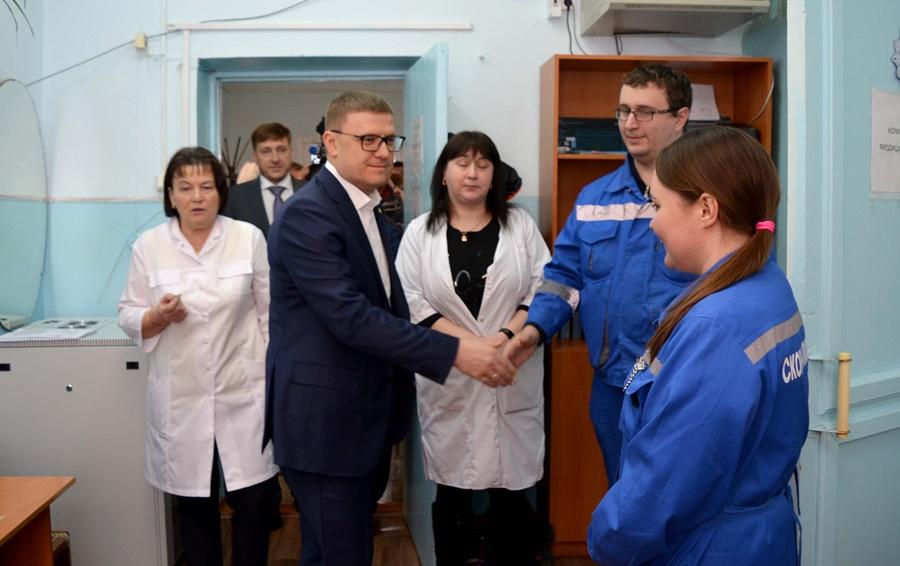 Меры поддержки медицинских работников в регионе будут расширены