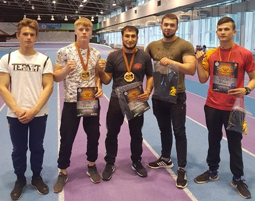 «Кубок Танкограда» - у наших спортсменов!