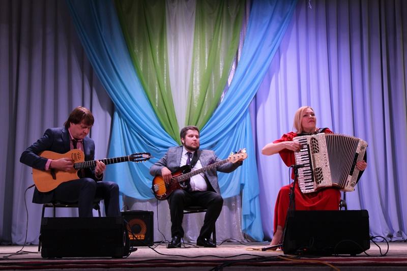«Ветеранские встречи» - концерт для души