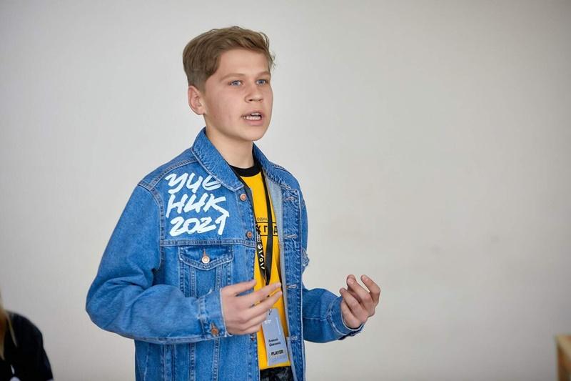 Алексей Шевченко – победитель номинации «Оригинальность и творчество»