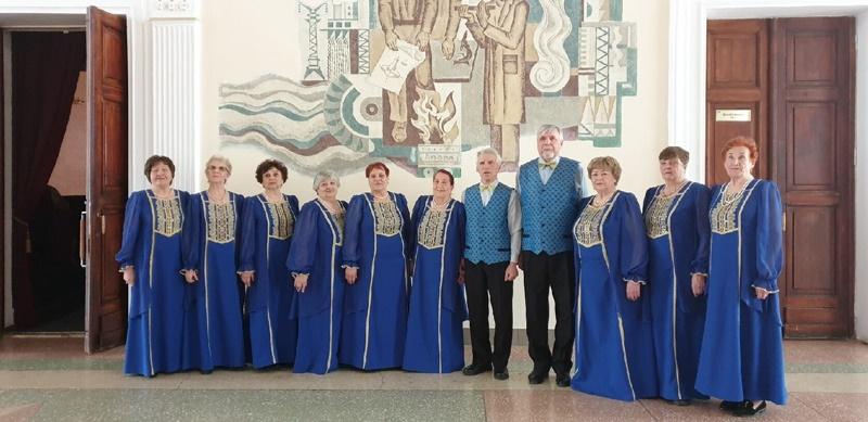 Наши хоровые коллективы вновь покорили областной фестиваль
