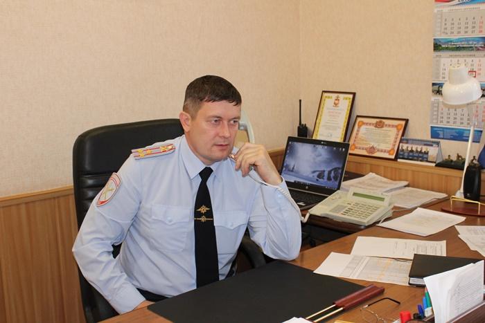 По итогам полугодия отдел МВД занял седьмую позицию в области