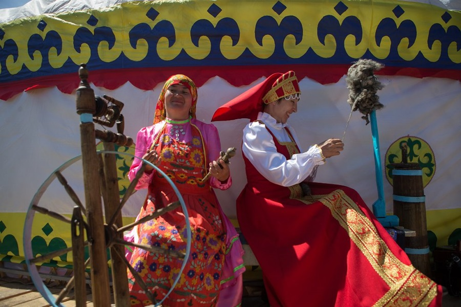 В России определят лучшие практики в сфере национальных отношений