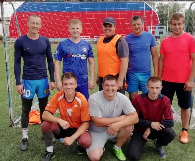 Наши спасатели – победители турнира по футболу!