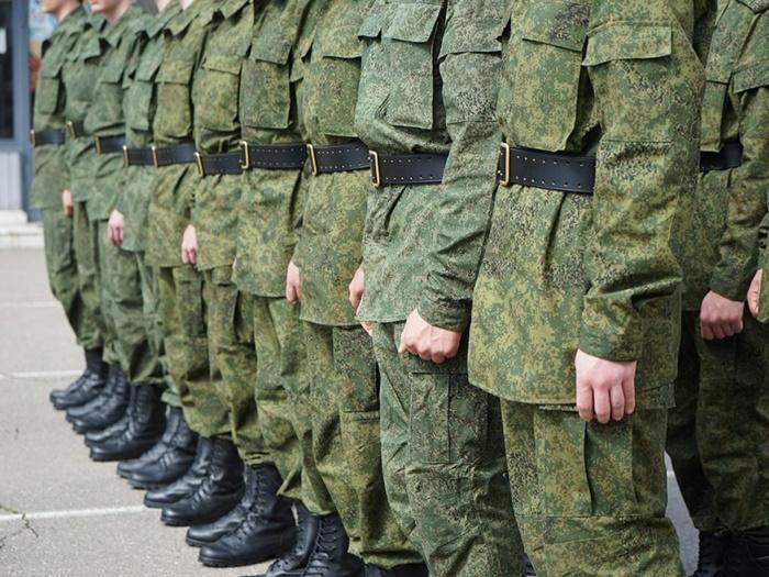 В районе завершился весенний армейский призыв