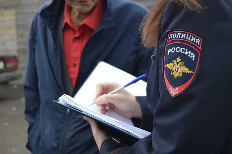 В Октябрьском районе полицейские подвели итоги оперативно-профилактической операции «Нелегал-2021»